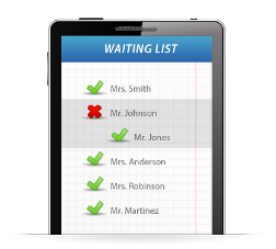 Smart Waiting List